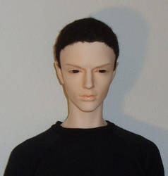 Buzzcut wig for BJD by Jany1982