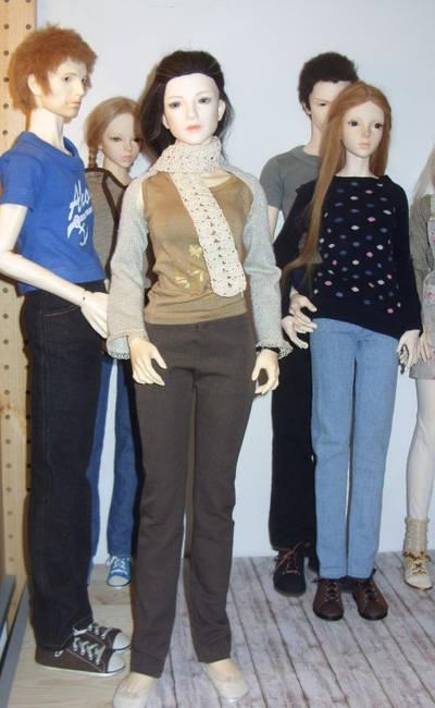 Rachel on LB SID by Jany1982