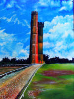 Leith Hill Tower by John-Baroque