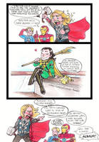 Avengers: What If by ChocolateIsForever