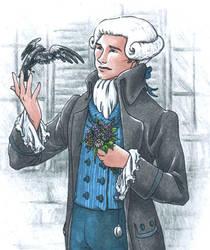 Citoyen Robespierre by TheBrassGlass