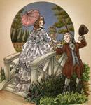 Garden of delights by TheBrassGlass
