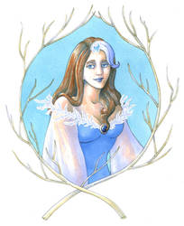 Trade - Ice queen by TheBrassGlass