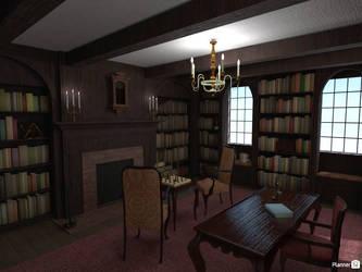 AUR - Manor Federick, study 1 (WIP) by TheBrassGlass