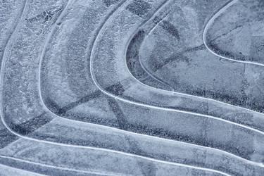 Frozen ripples by TheBrassGlass