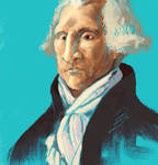 George Washington by TheBrassGlass