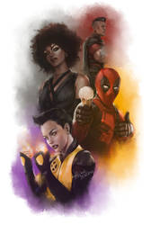 Deadpool by FairlyLocalNow