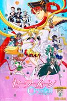 Sailor Moon Crystal Stars by Jolin-chan