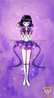 Sailor Saturn by Jolin-chan