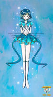 Sailor Mercury by Jolin-chan