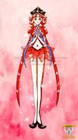 Sailor Kakyuu by Jolin-chan