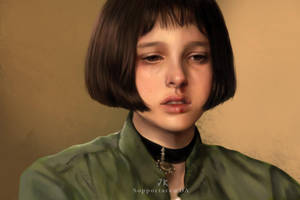 Mathilda from Leon: The Professional by Jean-Kim
