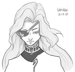 Yiska Sketch by Vol-chan