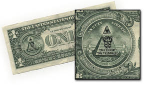 Triforce Dollar by robertllynch