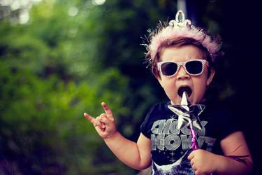 Punk Princess 7 by robertllynch