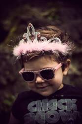 Punk Princess 8 by robertllynch