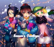 Season's Greetings! by Noxmoony