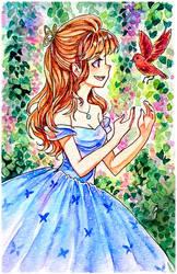 In the Garden by Noxmoony