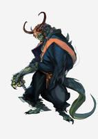DragonMan-3 by fzn4