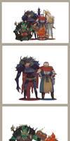 Warhammer by fzn4
