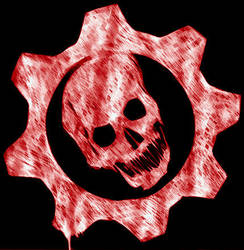Gears of War Logo 2 by thedeependcrossfade