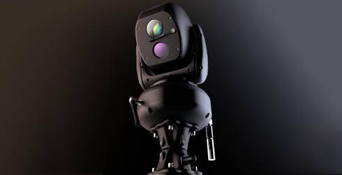 Thermal Camera by 3Dapple
