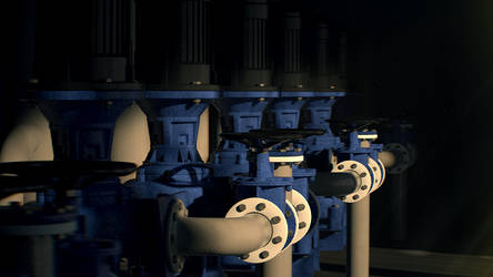 Pumps by 3Dapple