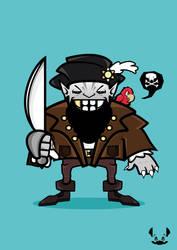 Vampire Pirate by Kutang69