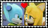 Justin x Zooey Stamp by Pegasister28