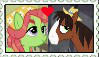 Tree Hugger x Trouble Shoes Stamp by Pegasister28