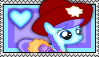 Lily Dache Stamp by Pegasister28