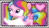 Rainbow Harmony Stamp by Pegasister28