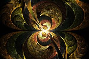 Singularity flower (2013) by SocratePazzo