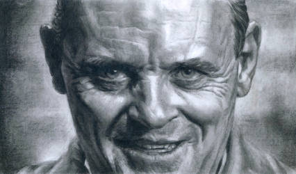Dr. Lecter by goticdraw