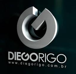 logo d.rigo by diegoschlederrigo