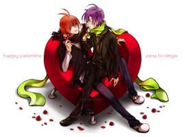 Love Rival by kanapy-art