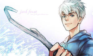 Jack Frost by kanapy-art
