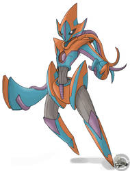 Ultimate DEOXYS by InfinitePieces