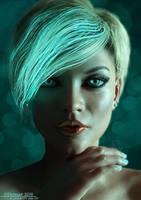 Portrait 07 by Detniat