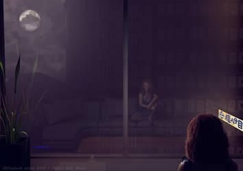 Midnight Haze by Detniat