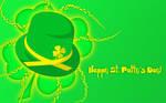 Happy St. Patty's Day by IGotsT3hSkwirts