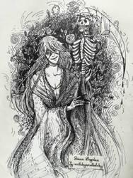 The Undertaker - Black Butler by sssssslytherin2117
