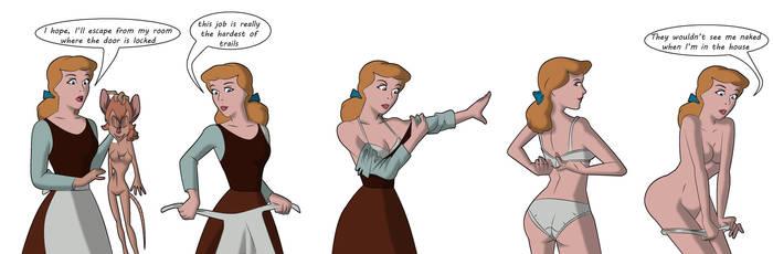 Cinderella to Bridget 1 by Vytz