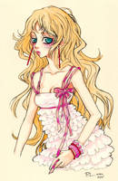 barbie girl by Papilio-Machaon