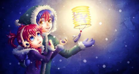 lantern by SarahSto