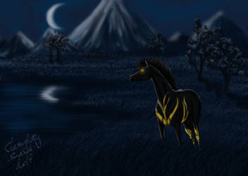 The moonlight by crazykittystudios