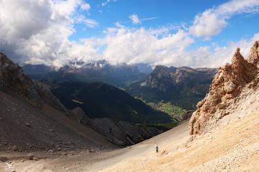 Le Dolomiti by SamVerdegaal
