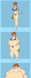 COM Kasumi FtM WeightGain by Da-Fuze