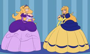 COM Dress Gowns by Da-Fuze