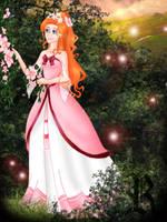 The princess Giselle by rebenke